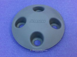 "Steel Wheel Center Cap Cover ""Fiat"" Fiat x1 9 124 Spider Brava"