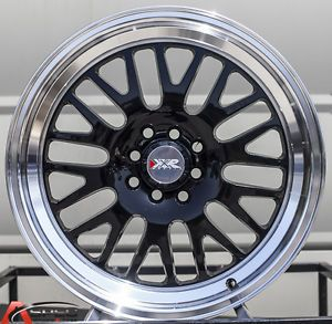 17x9 XXR 531 5x114 3 25 Black Wheel Fit Acura RSX DC5 TSX TL Honda Civic SI