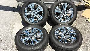"Hyundai Sonata Factory 16"" 2011 2013 New Tires Wheels Rims Chrome Covers"