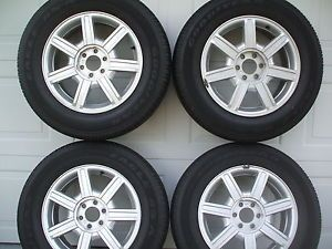 Cadillac SRX Wheels and Tires Take Offs Very Good Shape