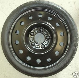 93 02 Pontiac Firebird Trans Am Chevrolet Camaro Compact Spare Wheel Tire