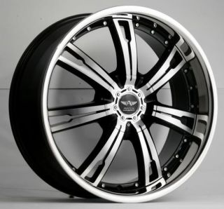 22 Avarus AV4 Bentley Continental GTC Coupe Wheels