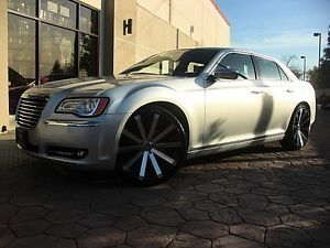 "Chrysler 300 300C Dodge Challenger Magnum Charger New 22"" Wheels SRT8 Look Rims"