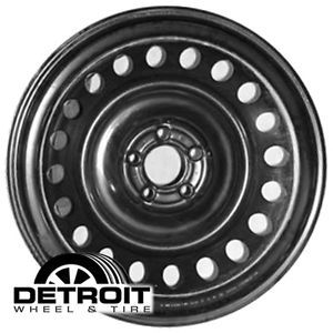 Chrysler 300 Factory Wheel Rim 20152 Steel Black 2008 2008