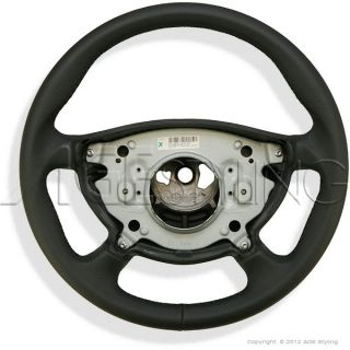 Mercedes Benz E Class E55 AMG W211 G55 AMG W463 Leather Steering Wheel New