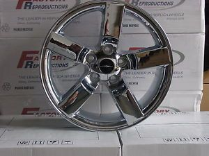"20"" Ford F150 Lightning Expedition Wheels Rims Set Chrome 1997 2004 F150"