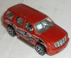 "3"" Hot Wheels '07 Cadillac Escalade Diecast Truck"