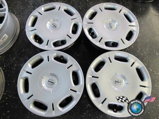 "Four 08 11 Scion XB Factory 16"" Steel Wheels Hubcaps"