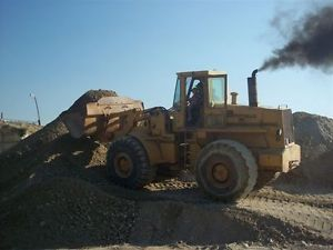 Sweet Fiat Allis 745C Wheel Loader Used Heavy Equipment  Must Go