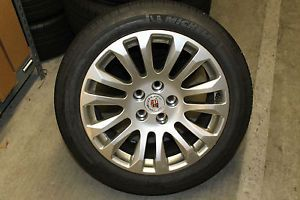 "Cadillac cts Coupe 18"" Wheel and Tire 2011 2012 2013"