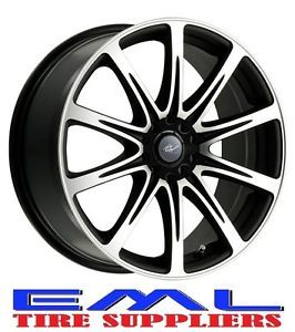 "Set of 4 17"" 5x100 5x4 5 ICW Racing Wheels Rims VW Audi Toyota GM New Jersey"