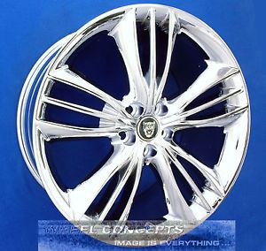 "Jaguar XJ XJL Supersport Mataiva 20 inch Chrome Wheel Exchange XJ L 20"" Rims"