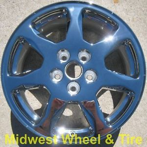 Original 17 Cadillac STS Seville SLS DeVille DTS Wheels Rims Chrome Set