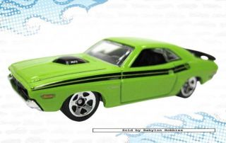 Hot Wheels 1971 Dodge Challenger by Mattel T9682