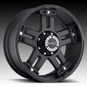 "17"" inch 5x135 Black Wheels Rims 5 Lug Ford F150 Navigator Expedition"