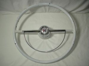1954 Ford Steering Wheel Horn Ring