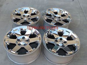 Dodge RAM Chrome Clad Wheels