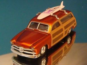 Hot Wheels 49 Ford Surf Wagon 1 64 Scale Limited Edition 6 Detailed Photos