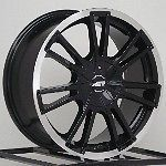 16 inch Wheels Rims Black Honda Civic Fit Scion XB XA Nissan Cube 4 Lug Set New