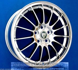 Jaguar s Type Anteres 17 inch Chrome Wheel Exchange S