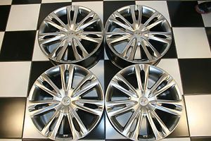 "Hyundai Genesis 2009 2012 Factory 18"" Wheels Rims 70785 Set of 4"
