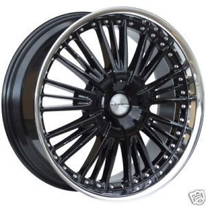 "20"" Lenso LS33 Alloy Wheels for Range Rover Audi VW Mercedes Jaguar BMW"
