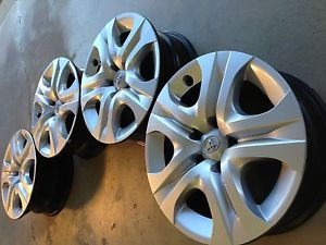 "2013 17"" Toyota RAV4 Rav 4 Highlander Lexus Venza Factory Stock Wheels Rims"