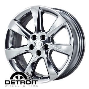 Lexus RX PVD Chrome Wheels Rims 19x7 5 74252