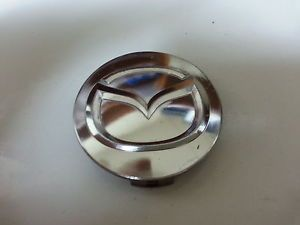 Mazda Factory Chrome Wheel Center Cap 2114