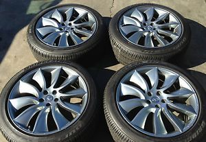 21'' 2013 Infiniti FX37 FX45 FX50 Alloy Rims Wheels Tires 17 18 20