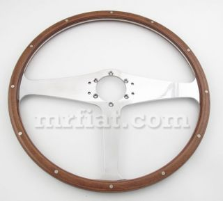 Jaguar MK2 Derrington Steering Wheel New