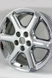 "Chrome 17"" Nissan Maxima Wheels 62401"