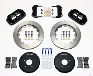 "Wilwood Disc Brake Kit Front 03 08 Nissan 350Z 03 07 Infiniti G35 14"" Rotors"