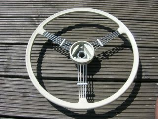 Banjo Steering Wheel VDM Petri Porsche 356 VW Käfer