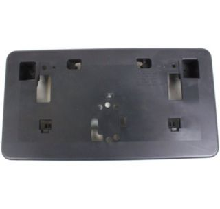 BAN650170A Front License Plate Bracket New Partially Primered Sedan Mazda 3 Auto