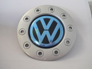 VW Golf Volkswagen Alloy Wheel Center Hub Cap 1999 2000 2001 Factory New