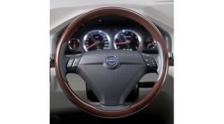 New Wood Steering Wheel w RTI Volvo V70 XC S80 S60 XC70 XC90 30660838