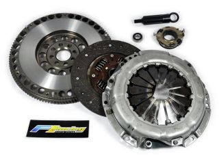 FX HD Clutch Kit Forged Chromoly Flywheel Scion TC Toyota Camry RAV4 Solara 2 4L