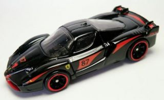 Hot Wheels Ferrari FXX Car 1 64 Speed Machines