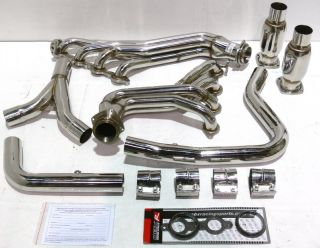 OBX Exhaust Headers 98 99 Camaro Firebird Trans Am LS1