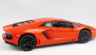 Rastar 1 18 Lamborghini LP700 4 Alloy Diecast Model Car 61300