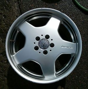 "18"" Mercedes AMG SL Wheel"