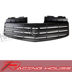 03 07 Cadillac cts Chrome Front New Grille Grill Assembly Replacement Parts