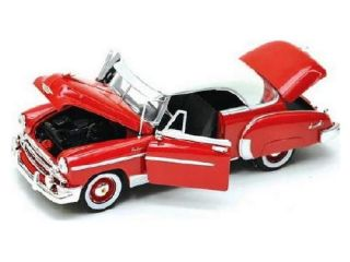 1950 Chevy Bel Air American Classics Diecast 1 24 Scale Red