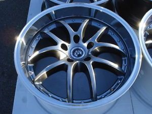 Mercedes Benz E500 Rims