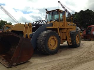 2000 Volvo L330D Wheel Loader Rubber Tire Loader Just Reconditioned