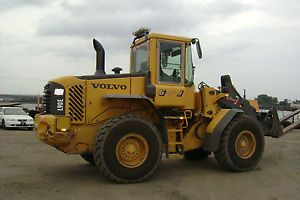 2006 Volvo L90E Wheel Loader Low Hours One Owner 3rd Valve Recent Tires