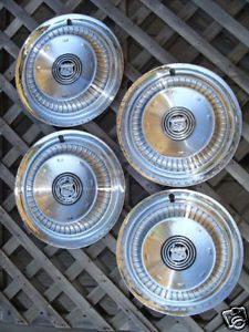 1959 59 Buick LeSabre Electra Hubcaps Wheel Covers Rims