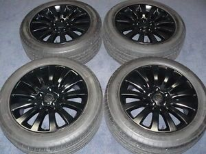 Buick Lacrosse Allure Regal Wheels and Tires 18in