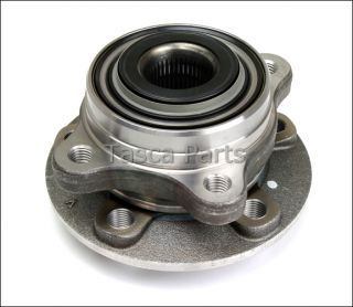 Brand New Front Wheel Hub Bearing 2003 2013 Volvo XC90 31360097